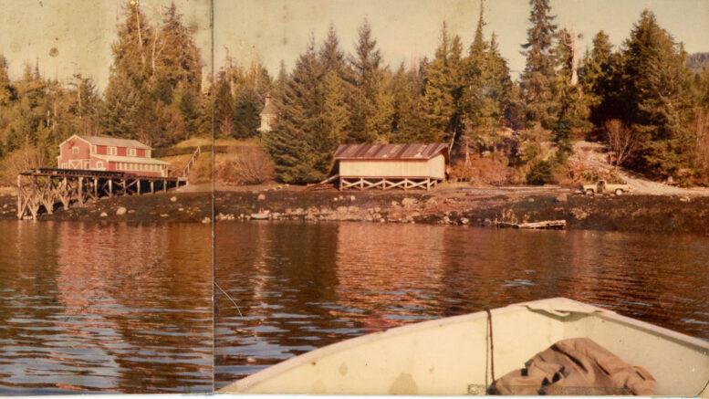 Pier 25 Boathouse, Ketchikan, Alaska, Knudson Cove