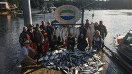 2020 Ketchikan Alaska sport fishing