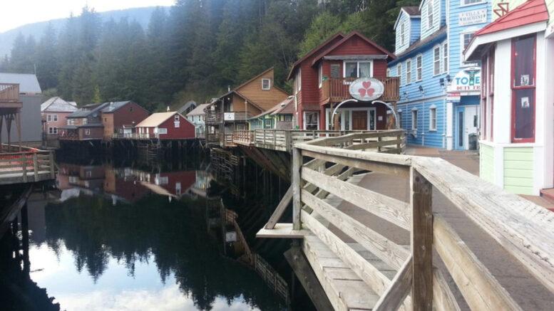 Ketchikan, Alaska, Creek Street