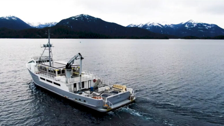 Kruzof Explorer, Bering Sea, Southeast Alaska, Alaskan Dream Cruises, Cruise
