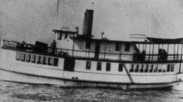 Dart, Steamship