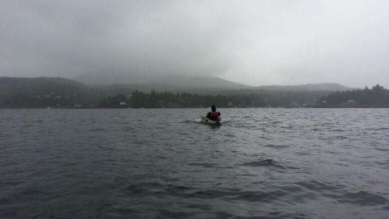 Kayak, Kayaking, Knudson Cove